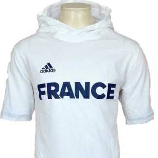 MUŠKA MAJICA ADIDAS FRANCE HD