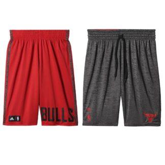 DEČIJI KOŠARKAŠKI ŠORC SA DVA LICA Adidas Chicago Bulls Adidas Y WNTHPS REV SH S92404