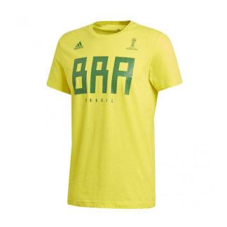 Adidas Majica Brazil MNS