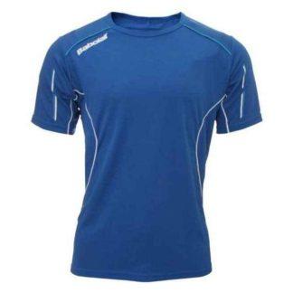 DEČIJA MAJICA BABOLAT 42S1470 Majica za mlade tenisere Babolat Match Core BoY plava