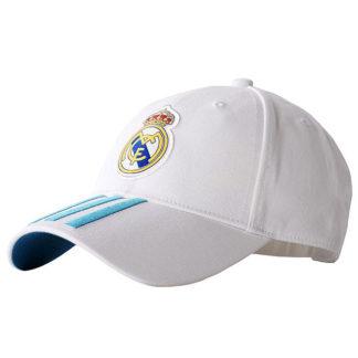ADIDAS KAČKET REAL MADRID BR7157 Adidas Real 3S Cap Unisex Muški Ženski