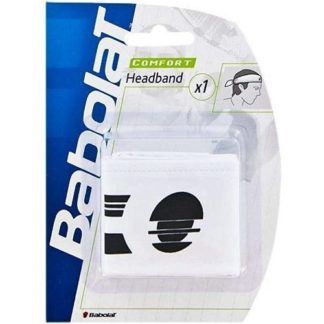 Babolat Headband White 4551100